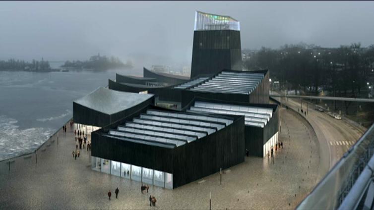 Guggenheimin taidemuseo jumittui päättäjien pöydälle