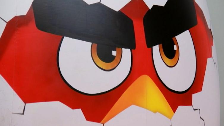 Angry Birds -elokuva on Roviolle näytön paikka