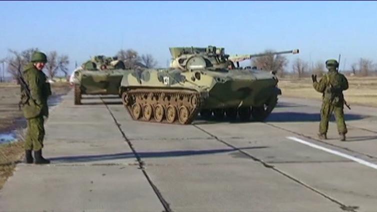 Nato huolissaan Venäjän sotaharjoituksista