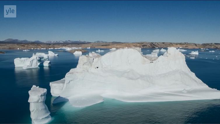 Pohjoinen napajää sulaa lähes ennätyksellisen pieneksi