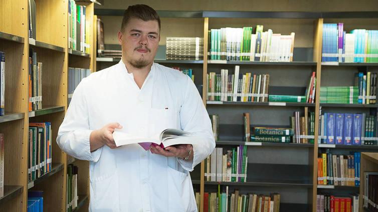 Moni suomalainen opiskelee lääkäriksi Latviassa