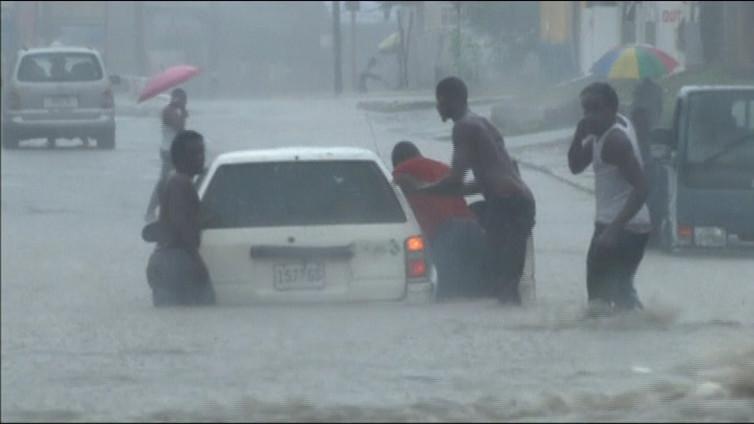Hurrikaani Matthew on aiheuttanut jo ainakin seitsemän ihmisen kuoleman