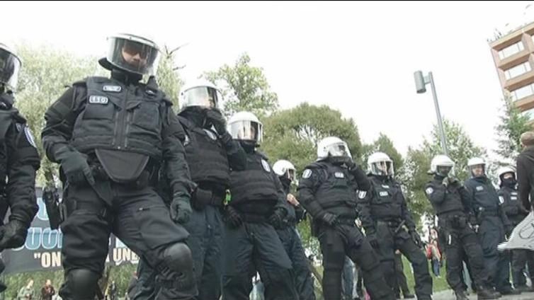 Suomalaisten luottamus poliisiin korkealla