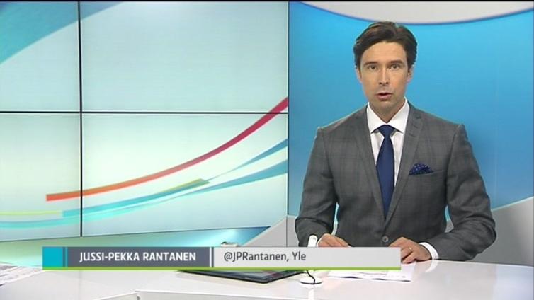 Uutislähetys 25.9.2015