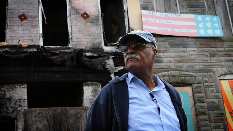 Baltimoren köyhissä lähiöissä pelätään Trumpin valintaa