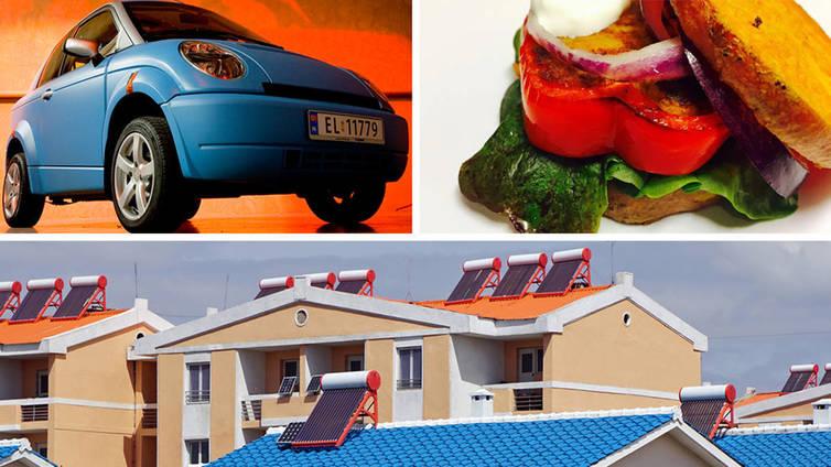 Pariisin ilmastosopimus muuttaa liikkumista, asumista ja syömistä