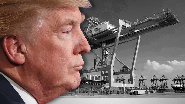 Trumpin talouspolitiikan vaikutukset Suomelle hämärän peitossa