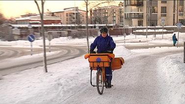 Nähdäänkö posteljoonit seuraavaksi lumitöissä?
