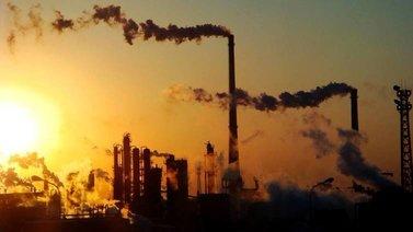 Maailman päästöt pysyneet kurissa kolmatta vuotta
