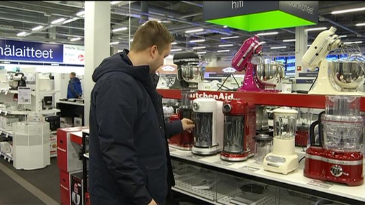 EU haluaa eroon kodinkoneiden ja elektroniikan kertakäyttökulttuurista